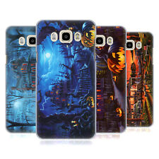 OFFICIAL GENO PEOPLES ART HALLOWEEN HARD BACK CASE FOR SAMSUNG PHONES 3
