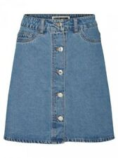 Noisy May donna gonna jeans nmsunny shortdnm Skater Gonna GU123