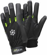 Tegera 517 Black Syn Leather Waterproof Thermal Cold Insulation Winter Gloves