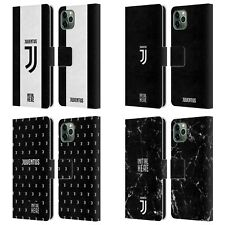 CUSTOM JUVENTUS FC 2017/18 LEATHER BOOK WALLET CASE FOR APPLE iPHONE PHONES