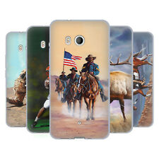 OFFICIAL GENO PEOPLES ART LIFE SOFT GEL CASE FOR HTC PHONES 1