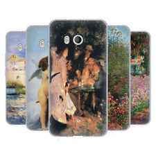 OFFICIAL MASTERS COLLECTION PAINTINGS 1 SOFT GEL CASE FOR HTC PHONES 1