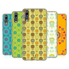 HEAD CASE DESIGNS BOHEMIAN PATTERNS SOFT GEL CASE FOR HUAWEI PHONES