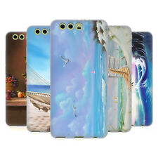 OFFICIAL GENO PEOPLES ART HOLIDAY SOFT GEL CASE FOR HUAWEI PHONES