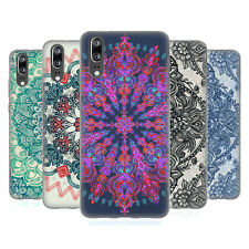 OFFICIAL MICKLYN LE FEUVRE MANDALA 3 SOFT GEL CASE FOR HUAWEI PHONES