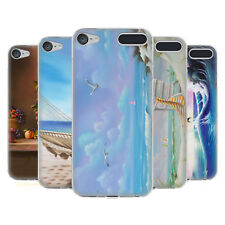 OFFICIAL GENO PEOPLES ART HOLIDAY SOFT GEL CASE FOR APPLE iPOD TOUCH MP3