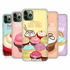 HEAD CASE DESIGNS CUPCAKE HAPPINESS SOFT GEL CASE FOR APPLE iPHONE PHONES
