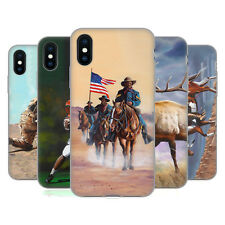 OFFICIAL GENO PEOPLES ART LIFE SOFT GEL CASE FOR APPLE iPHONE PHONES