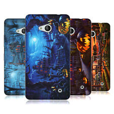 OFFICIAL GENO PEOPLES ART HALLOWEEN SOFT GEL CASE FOR MICROSOFT PHONES