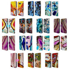 OFFICIAL ELENA KULIKOVA AGATES LEATHER BOOK WALLET CASE FOR SAMSUNG PHONES 2