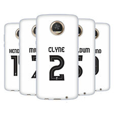 LIVERPOOL FC LFC PLAYERS AWAY KIT 17/18 GROUP 1 GEL CASE FOR MOTOROLA PHONES