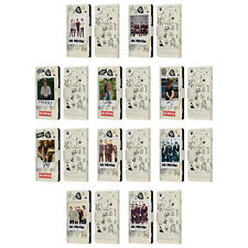 OFFICIAL ONE DIRECTION 1D TAPE SNAPSHOTS LEATHER BOOK CASE FOR SONY PHONES 1