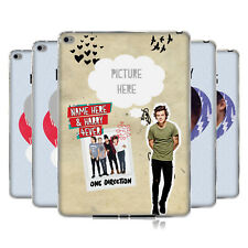 CUSTOM PERSONALISED ONE DIRECTION I SHIP US GEL CASE FOR APPLE SAMSUNG TABLETS