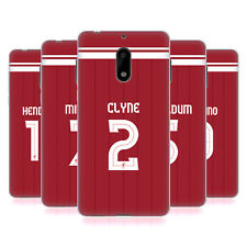 LIVERPOOL FC LFC PLAYERS HOME KIT 17/18 GROUP 1 SOFT GEL CASE FOR NOKIA PHONES 1