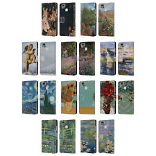 MASTERS COLLECTION PAINTINGS 1 LEATHER BOOK WALLET CASE FOR ASUS ZENFONE PHONES