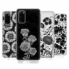 HEAD CASE DESIGNS LITHOGRAPHIC BLOOMS SOFT GEL CASE FOR SAMSUNG PHONES 1