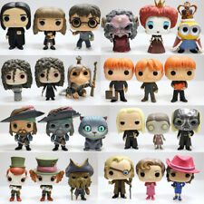 Funko POP Harry Potter-Rogue, Rubeus, Luna, Dobby, Draco Malfoy, Lucius