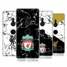 OFFICIAL LIVERPOOL FOOTBALL CLUB 2017/18 MARBLE SOFT GEL CASE FOR SONY PHONES 1