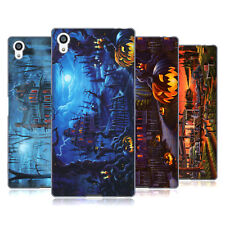 OFFICIAL GENO PEOPLES ART HALLOWEEN SOFT GEL CASE FOR SONY PHONES 2