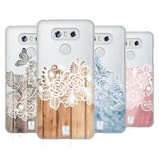 HEAD CASE DESIGNS MOTIVI ELEGANTI COVER RETRO RIGIDA PER LG TELEFONI 1
