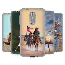 OFFICIAL GENO PEOPLES ART LIFE SOFT GEL CASE FOR ZTE PHONES