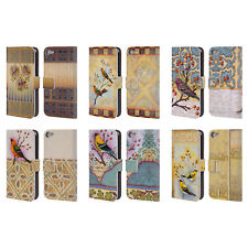 OFFICIAL RACHEL PAXTON BIRDS LEATHER BOOK WALLET CASE FOR APPLE iPOD TOUCH MP3