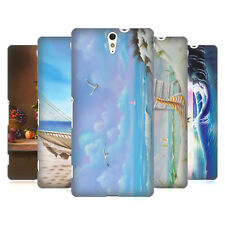 OFFICIAL GENO PEOPLES ART HOLIDAY HARD BACK CASE FOR SONY PHONES 2