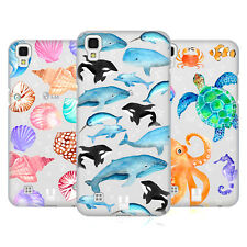 HEAD CASE DESIGNS WATERCOLOURED SEA LIFE HARD BACK CASE FOR LG PHONES 2