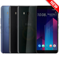 "HTC U11+ Plus Dual (FACTORY UNLOCKED) 128GB 6.0"" QHD 6GB RAM Black Silver Red"
