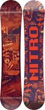 NITRO RIPPER YOUTH tavola snowboard BROWN AI17