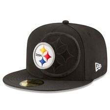 New Era NFL PITTSBURGH STEELERS Authentic 2016 On Field 59FIFTY Game Cap NEU/OVP