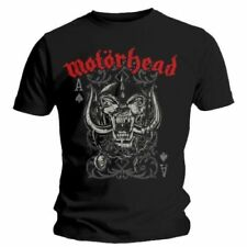 Motorhead' Playing Card 'T-SHIRT - NUOVO E ORIGINALE