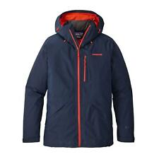 PATAGONIA Jacket ski mountaineering Men's Snowshot jacket NAVY BLUE jacket AI17