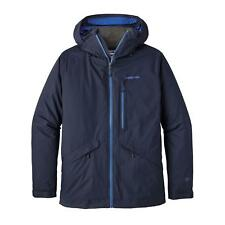 PATAGONIA Jacket ski mountaineering Insulated Snowshot NAVY BLUE Jacket AI17