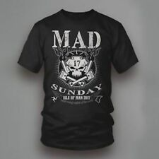 ISOLA DI MAN CORSA SU STRADA Mad Sunday T-shirt