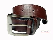 Classic Non Leather Brown Belt for Men's with Free Shipping at Best Price 104