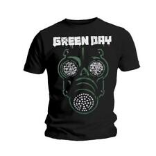 Green Day ' Green Mask' T-SHIRT - Nuevo y Oficial