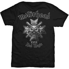 Motorhead' Bad Magic 'T-SHIRT - NUOVO E ORIGINALE