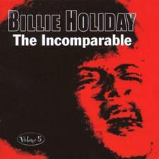 Billie Holiday The Incomparable Volume 5, Billie Holiday CD | 0824046511623 | Ne