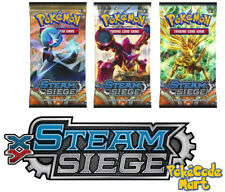 Pokemon TCG XY-11 Steam Siege Booster Pack Cards - Booster Packs