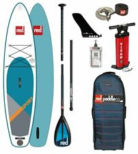 Red Paddle CO 2018 12.6' Sport MSL Set Paquete STAND UP PADDLE SUP Board