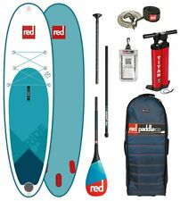 Red Paddle CO 9.8 'Ride MSL Set Paquete STAND UP PADDLE SUP Board