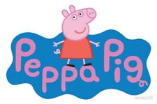 Peppa Pig Birthday Party Accesseries (Invites,Cups, Napkins, Plates,Table Cover)