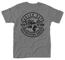 Green Day ' CAT Crest ' T-SHIRT - Nuevo y Oficial