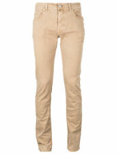 Jacob Cohen pantaloni in cotone PW688 Comfort in Beige
