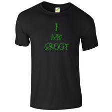 'I am Groot' T Shirt - Guardians Of The Galaxy Baby Groot inspired T Shirt