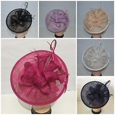 Stunning Headband and Clip Hat Fascinator Weddings Ladies Day Race Royal Ascot