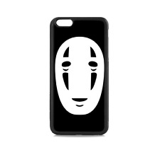 STUDIO GHIBLI Spirited Away sin Rostro suave funda iphone 5/5s 6/6s 7 Plus