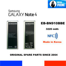 ORIGINAL BATTERY GALAXY SAMSUNG NOTE 4 EB-BN910BBE GENUINE 3220mAh SM-N910 SERIE