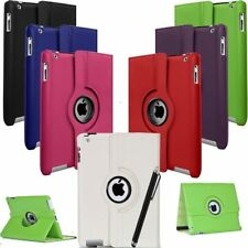 Leather 360 Degree Rotating Smart Stand Case for APPLE iPad Air 9.7,4 2 Mini PRO